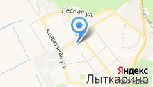 Лыткаринский городской суд на карте