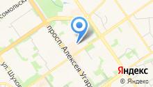 Вересы на карте