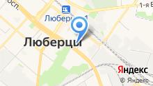 ВИП-ТУР на карте