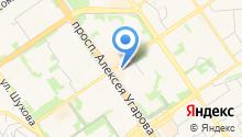 ДЕВЯСИЛ на карте