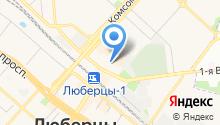 Motorubbers на карте