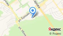 Детский сад №47, Лесовичок на карте