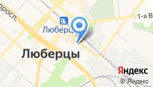 ДАКС на карте