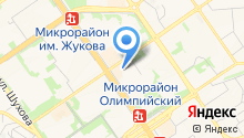 КИРА на карте