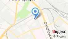 Грань-91 на карте
