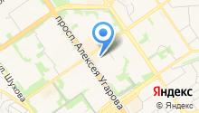 КИРА+- на карте