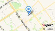 Детский сад №69, Ладушки на карте