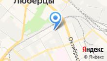 РГС АвтоГид-М на карте