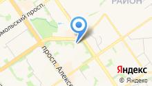 Арина на карте
