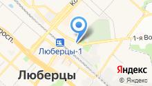 МакПарфюм на карте