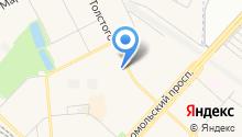 Комплексная ДЮСШ Люберецкого района на карте
