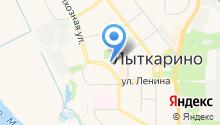 Почтовое отделение №140081 на карте