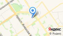 Детский сад №71, Почемучка на карте