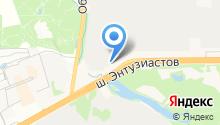 Великан-Рустрактор на карте
