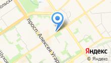 Жигуль на карте
