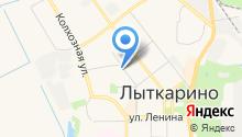 Импорт-Сервис на карте