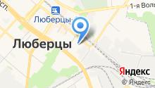 Губернская Книжная Ярмарка на карте