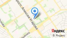 Кухни Беларуси на карте