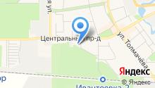 Детская художественная школа г. Ивантеевки на карте