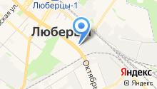 Люберецкий Водоканал на карте