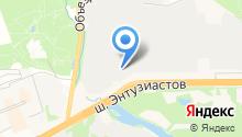 АСБ-Сервис на карте