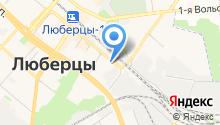 Аст-оникс на карте