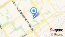 Детский сад №10, Светлячок на карте
