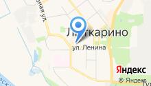 Жуковский хлеб на карте