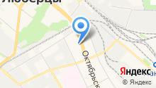 Rem-Sot на карте