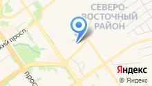 Дворец спорта им. Святого Александра Невского на карте