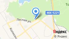Спрэд, ЗАО на карте