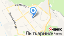 Адвокат Ермаков Д.В. на карте