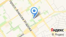 Леди-Н на карте