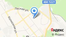 Московский областной государственный колледж технологий на карте