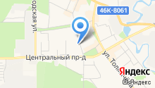 Управляющее РЭП №1 на карте