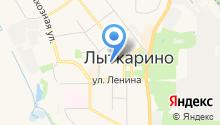 Лыткаринское Управление Министерства социальной защиты населения Московской области на карте