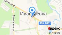 Салон штор Ланских Т.В. на карте