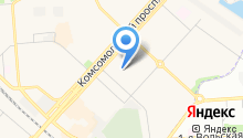 Iron Bull на карте