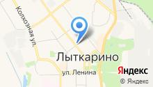 Московская областная коллегия адвокатов, НО на карте