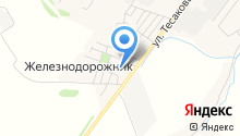 Киреевский центр образования №4 на карте