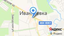 Сеть студий маникюра Лены Лениной на карте