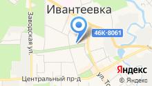 Нотариус Самородова В.В. на карте