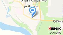 СВ-центр на карте