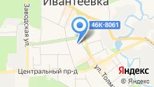 Регион-КХ, ТСЖ на карте