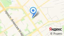 КлаГМ на карте