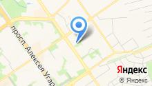 Адвокатские кабинеты Федянина Д.В., Медведевой А.А. на карте