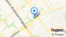 Городское бюро медико-социальной экспертизы по Белгородской области №22 на карте