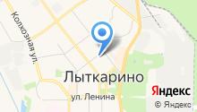 Нотариус Гасников Д.К. на карте