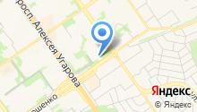 Городское бюро медико-социальной экспертизы №22 по Белгородской области на карте