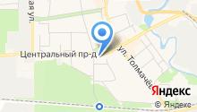 Мировые судьи Ивантеевского района на карте